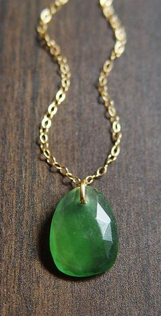 Diamond Serpentine Gold Necklace by friedasophie on Etsy