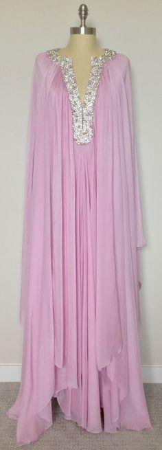 Kaftan cape with large Swarovski crystals - lavender pink by ElegantKaftanCouture on Etsy https://www.etsy.com/listing/255341662/kaftan-cape-with-large-swarovski