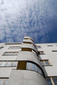 D - Berlin: Großsiedlung Siemensstadt by Sharoun www.simoneutzeri.it