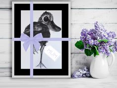 Want to get mum something different this mothers day... how about some art by 'Frogster'? http://www.frogsterartdesign.com/new-products/