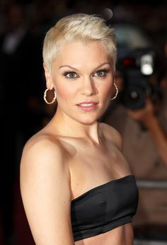 """Jessie J Popular culture has attempted to portray Jessie J as a lesbian for quite some time, including in an unauthorized biography by Chloe Govan. The book itself forced Jessie J to clarify her sexual preference, as reported by The Daily Mail. At the time she reportedly stated, """"I've never denied it... If I meet someone and I like them, I don't care if they're a boy or a girl."""""""