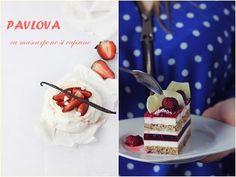 Prajituri cu fructe - Pasiune pentru bucatarie- Retete culinare Pavlova, Caramel, Blog, Mascarpone, Pie, Projects, Sticky Toffee, Candy, Blogging