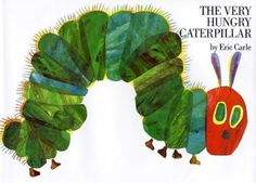 The Very Hungry Caterpillar by Eric Carle | 25 Must-Have Books for Baby's Library - Parenting.com