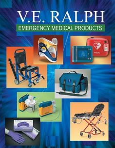 Ralph new online catalog for emercengy medicalsupplies new