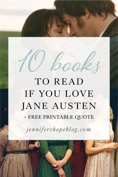 images via 1 & 2 If you have been following me for any length of time, you've probably noticed that I love Jane Austen. I have loved her since I was first introduced to her by Rory Gilmor…
