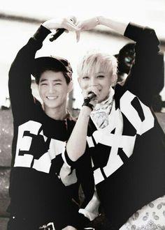 EXO - Suho & Tao