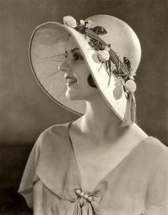 1930's hat