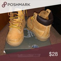 5c timberlands Used normal wear Timberland Shoes Boots