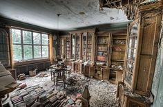 Furhouse Manor - A good book gathers no dust by odin's_raven, via Flickr
