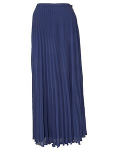Miso Pleated Maxi Skirt