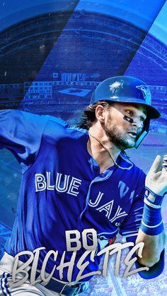 Check out our massive range of Toronto Blue Jays merchandise! Cool Wallpapers Baseball, Baseball Wallpaper, Mlb Wallpaper, Mlb Blue Jays, Toronto Blue Jays Logo, Baseball Posters, Baseball Cards, Chicago Cubs Baseball, Mlb Players