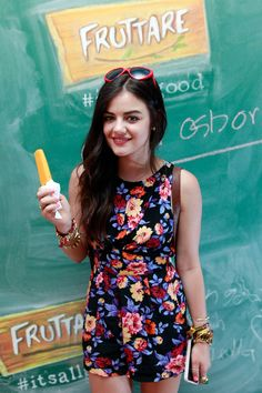 Lucy Hale's festival style at Coachella