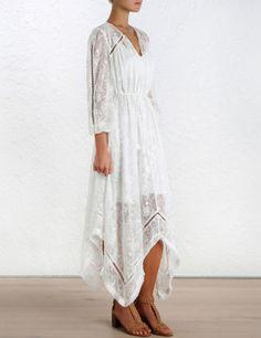 Zimmermann-Henna-Asymmetric-Embroidered-Silk-Dress
