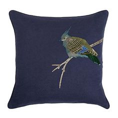 Yves Delorme Merlin Decorative Throw Pillow