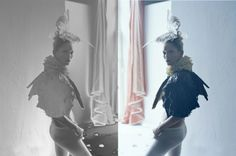 Kate Moss, Houghton Hall, Norfolk, 2012 by Tim Walker