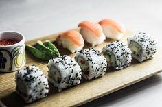 Sushi osa I – Nordic Atmosphere Maki ja nigiri