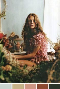 Achados da Bia | Inpiração do Dia | Florista