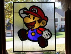 Gallery Of Beautiful Video Game Inspired Stained Glass