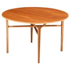 Peter Hvidt & Orla Molgaard-Nielsen | See more antique and modern Sofa Tables at http://www.1stdibs.com/furniture/tables/sofa-tables
