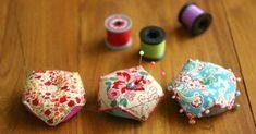 ハギレで簡単! コロンとかわいい「ビスコーニュ風ピンクッション」の作り方 - DIY・レシピ | tetote-note(テトテノート)