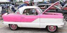 1956 Nash Metropolitan LOVE It!