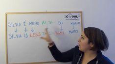 Corso di Inglese _ Comparativo Minoranza