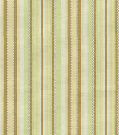 Upholstery Fabric-Waverly Sweet Stripe/PistachioUpholstery Fabric-Waverly Sweet Stripe/Pistachio,