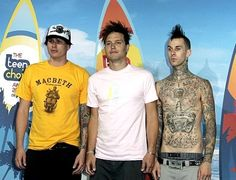 Rocking Band - Blink 182