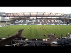 Video Tour: LIVESTRONG Sporting Park, the home of Sporting KC MLS Soccer.