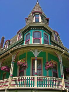 100s of Victorian Homes    http://pinterest.com/njestates/victorian-homes/  Thanks to http://www.njestates.net/real-estate/nj/listings Cape May, NJ.