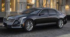 Cadillac CT6 Plug-in Hybrid 2017 готовится стать одним из лучших автомобилей в инновационном гибридном классе