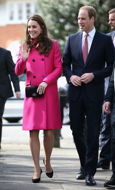 Kate Middleton Photos: The Duke and Duchess Of Cambridge Support Development Opportunities For Young People In South London