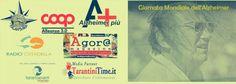 Taranto -  Giornata Mondiale dell'Alzheimer, dal 21 al 29 settembre Falanthra Onlus celebra a 360 gradi