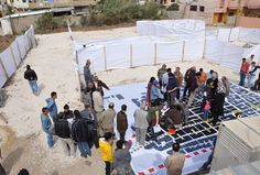 UNRWA   NBRC: Refugee Camp