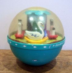 Fisher Price. We still have this.