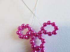 Návod na křížek z korálků - 11 Pearl Necklace, Pearls, Jewelry, String Of Pearls, Jewlery, Jewerly, Beads, Schmuck, Pearl Necklaces