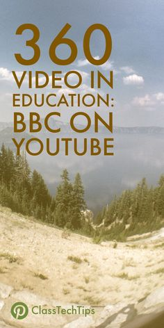 So cool, bring virtual reality to your classroom! 360 videos for the classroom! Check out the BBC's collection of virtual reality experiences.