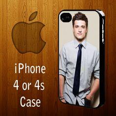 OP2012 josh hutcherson iPhone 4 or 4s case | statusisasi - Accessories on ArtFire