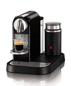 Nespresso Single Serve Espresso Maker