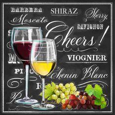 Ost och vin