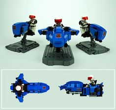 Jetbikes   by Rogue Bantha