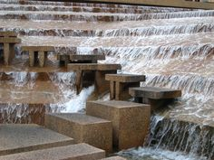 engagement photos at fort worth water gardens | Fort Worth Water Gardens, Philip Johnson, John Burgee | Fort Worth ...