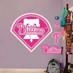 Philadelphia Phillies Pink Logo