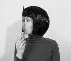 "Saatchi Online Artist: Flora Borsi; Digital, 2013, Photography ""See me! """