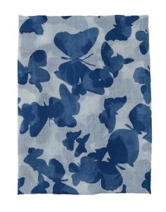 Butterfly Print Scarf | Woolworths.co.za