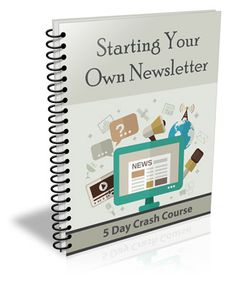5-Day Start Your Own Newsletter PLR Newsletter eCourse - http://www.buyqualityplr.com/plr-store/5-day-start-newsletter-plr-newsletter-ecourse/.  #publishingaNewsletter #PLRnewsletter #PLRecourse #privatelabelrights #newsletterpublishing #leadgeneration #leadmagnet 5-Day Start Your Own Newsletter PLR Newsletter eCourse Inside This Easy To Follow 5 Day Crash Course You Will Be Introduced  To The Power Of Marketing Your Online Business....