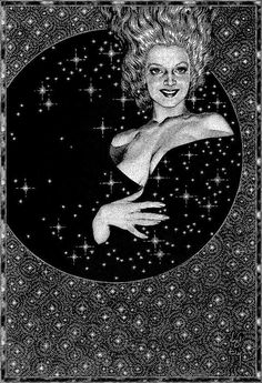 Virgil Finlay - Women of Fantasy and #ScienceFiction Art Trading Cards Set – Available Now:  http://www.ebay.com/itm/-/252521543754