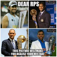 When other IPL teams are dying to have a captain like MS Dhoni Rising Pune Supergiant sacked Captain Cool! For more cricket fun click: http://ift.tt/2gY9BIZ - http://ift.tt/1ZZ3e4d
