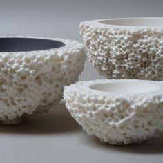 ceramicsresearch:  Monika Patuszynska Such interesting work!...