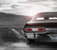 The Impala #supernatural